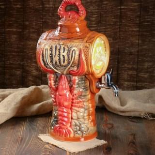 Бочка для напитков «Beer» 6 литров литров купить Минск +375447651009