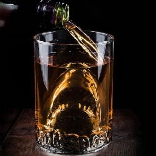Бокал с двойными дном «Акула» купить в Минске +375447651009