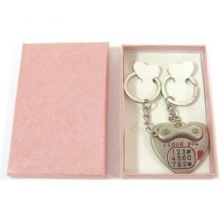Брелок для двоих «I love you» телефон купить в Минске +375447651009