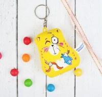 брелок игрушка кот с рыбкой купить в Минске +375447651009