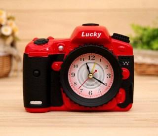 Будильник «Фотоаппарат»  купить