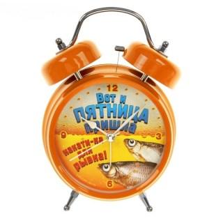 Будильник «Накати для рывка» d= 12,5 см купить Минск +375447651009