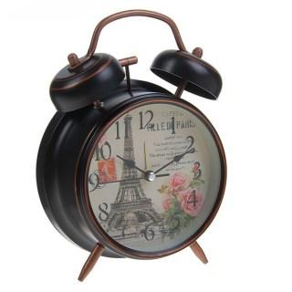 Будильник «Утро в Париже» d= 11,5 см  купить в Минске +375447651009