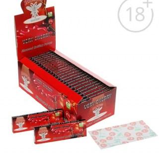 Бумага для самокруток «Hornet» с ароматом вишни купить в Минске +375447651009
