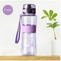 Бутылка для воды «Clibe» фиолетовая с поильником 450 мл. купить Минск +375447651009
