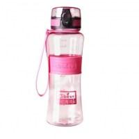 Бутылка для воды «Clibe» розовая 450 мл. купить Минск +375447651009