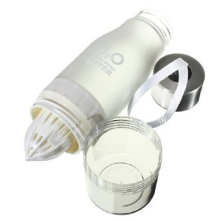 Бутылка для воды «H2O Drink More Water» белая купить в Минске +375447651009