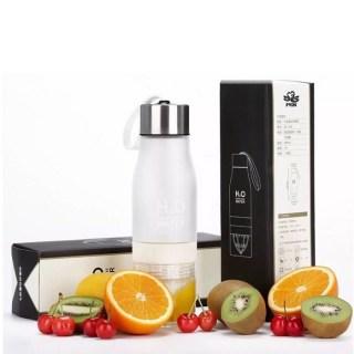 Бутылка для воды «H2O Drink More Water» черная +375447651009