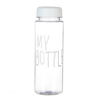 Бутылка для воды My Bottle (Май Боттл) белая купить Минск +375447651009