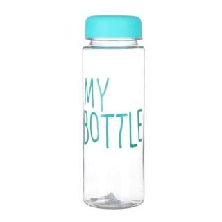 Бутылка для воды My Bottle (Май Боттл) бирюзовая купить Минск +375447651009