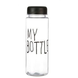 Бутылка для воды My Bottle (Май Боттл) черная купить Минск +375447651009