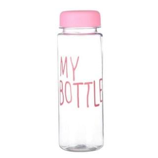 Бутылка для воды My Bottle (Май Боттл) розовая купить Минск +375447651009