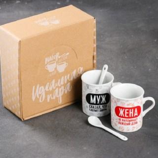 Чайный набор «Идеальная пара» купить в Минске +375447651009
