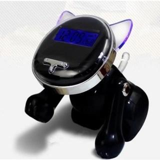 Часы-будильник «Черный Кот» купить Минск