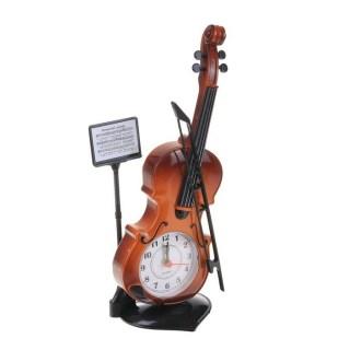Часы-будильник «Скрипка» микс купить в Минске +375447651009
