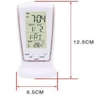 Часы-будильник «Square Clock»  купить Минск