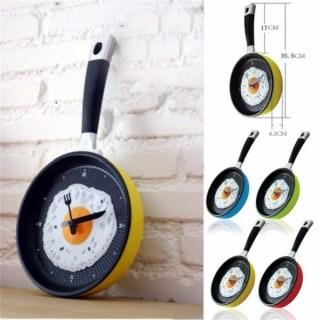 Часы настенные «Сковородка» микс купить в Минске +375447651009