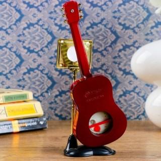 Часы настольные «Гитара» микс купить в Минске +375447651009