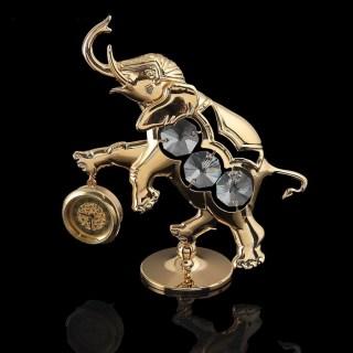 Часы «Слон» с кристаллами Сваровски купить в Минске +375447651009