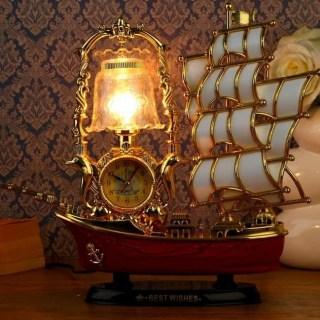 Часы- светильник «Паруса счастья» купить в Минске +375447651009