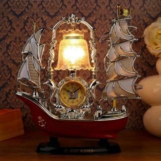 Часы- светильник «Паруса удачи» купить в Минске +375447651009