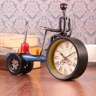 Часы в стиле LOFT «Ретро автомобиль» купить в Минске +375447651009
