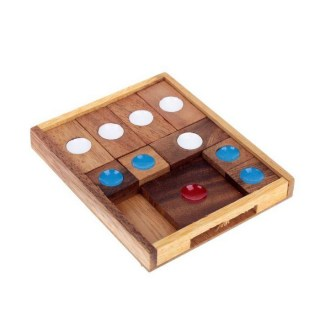 Деревянная головоломка «Коробочка» купить
