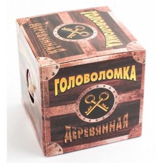 Деревянная головоломка «Солярис» №75 купить в Минске +375447651009