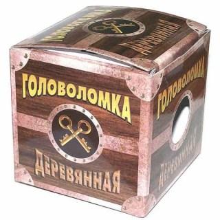 Деревянная головоломка 'Ступень' №76 Минск