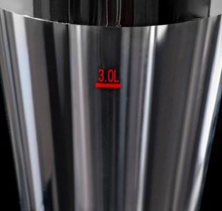 Диспенсер для пива «Башня» 3 л с колбой для льда на 3 крана купить в Минске +375447651009