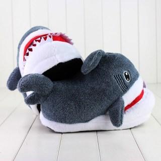 Домашние тапочки «Акула» купить в Минске +375447651009