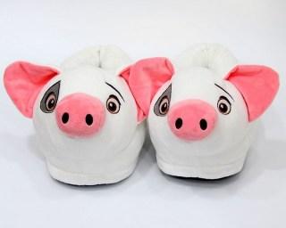 Домашние тапочки «Милые пятачки» купить в Минске +375447651009