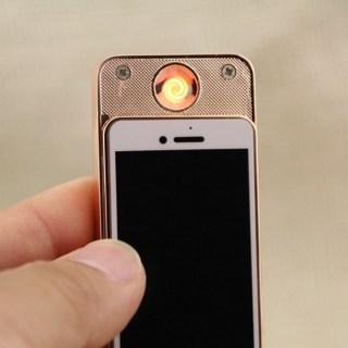 Электронная USB зажигалка «iPhone» Минск +375447651009