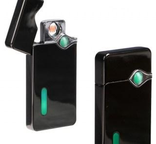 Зажигалка USB «JINLUN» с индикатором заряда Минск +375447651009