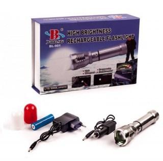 Фонарь светодиодный X-Balog Police BL-901 купить