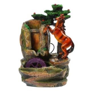 Фонтан декоративный «Резвый конь» купить в Минске +375447651009