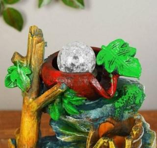 фонтан декоративный тропический лес