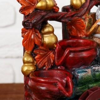 Фонтан декоративный «Осень в деревне» световой купить Минск +375447651009
