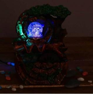 Фонтан декоративный 'Тропик' световой Минск