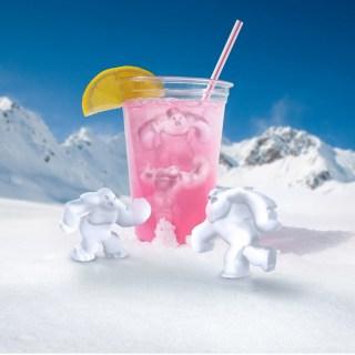 Форма для льда - Снежный человек 6 штук купить Минск +375447651009