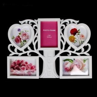 Фоторамка «Дерево любви» 5 фото купить в Минске +375447651009