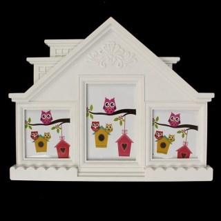 Фоторамка «Дом» 3 фото купить в Минске +375447651009