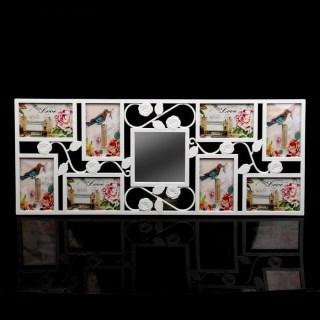 Фоторамка с зеркалом «Розы» 8 фото купить в Минске +375447651009