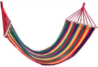 Гамак садовый «Мексикана» красный 200*80 см. купить в Минске +375447651009