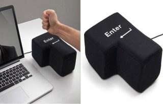 Гигантская кнопка-антистресс «Enter» купить в Минске +375447651009