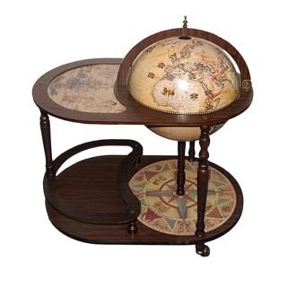 Глобус-бар со столиком «Магеллан» D-42 см Минск +375447651009
