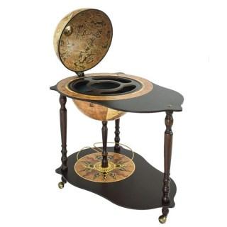 Глобус-бар со столиком «Микеланджело» D-40 см Минск +375447651009
