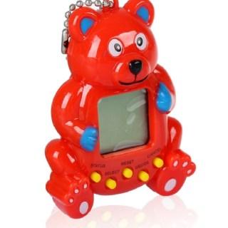 Игра тамагочи «Мишка» красный купить в Минске +375447651009