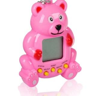 Игра тамагочи «Мишка» розовый купить в Минске +375447651009