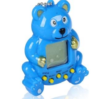 Игра тамагочи «Мишка» синий купить в Минске +375447651009